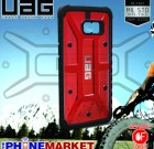 UAG Magma Red Armour Case – Samsung Galaxy S6 Edge Plus (Red)