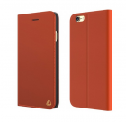 OCCA Jacket Collection for iPhone 6/6S Genuine Leather ORANGE