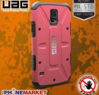 UAG Pink Armour Case – Samsung Galaxy S5