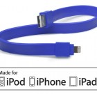 TYLT Lightning Syncable Cable – Blue