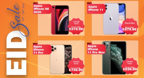 EID SALE iPhones